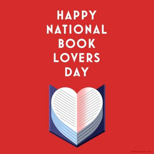 National-Book-Lovers-Day