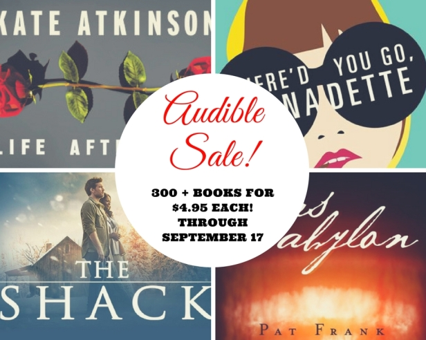Audible Sale