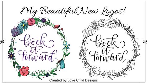 My Beautiful New Logos!